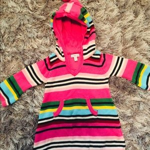 BabyGap Babygirl sweater dress/size 6-12m
